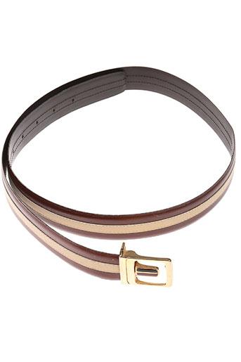 chambord ceintures homme de couleur marron