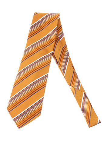 mac-ty accessoires homme de couleur orange