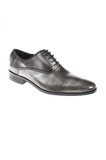 florentino chaussures homme de couleur gris