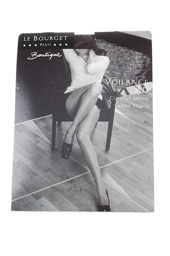 le bourget lingerie femme de couleur noir