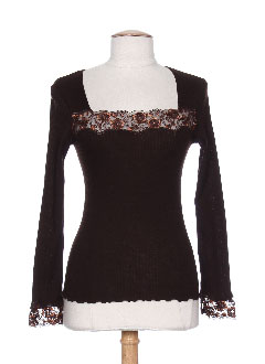 Produit-T-shirts / Tops-Femme-MADIVA