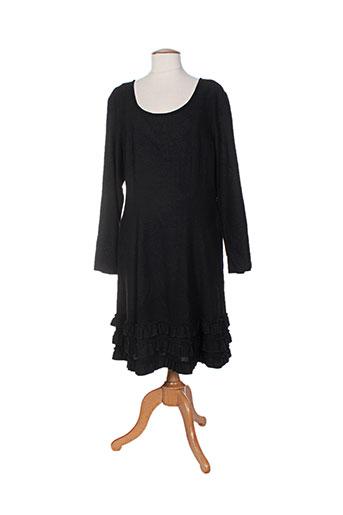 aurea vita robes femme de couleur noir