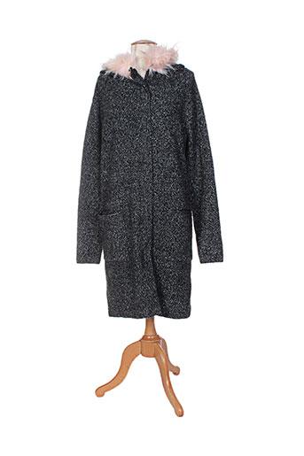 bsb manteaux femme de couleur noir