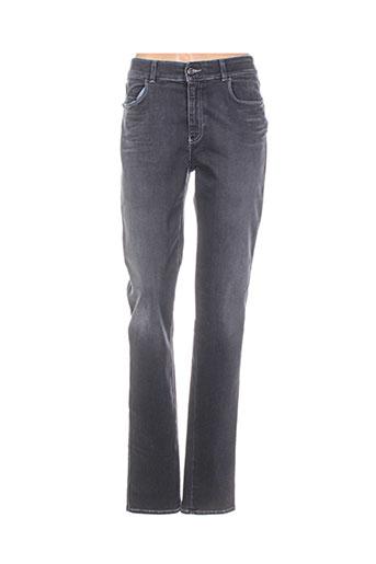 armani jeans homme de couleur gris