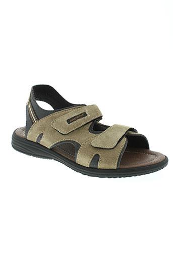 arizona p chaussures homme de couleur beige