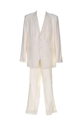 Costume de ville beige BARBERINI pour homme