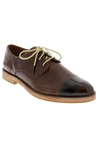j.shoes chaussures femme de couleur marron