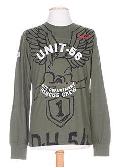 Produit-T-shirts / Tops-Homme-DATCH