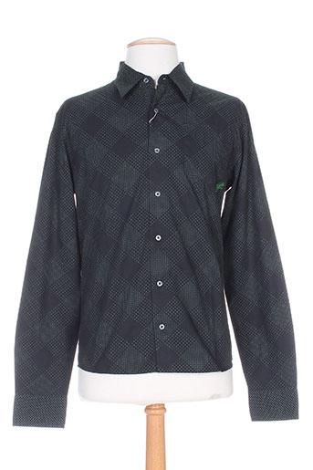 billabong chemises homme de couleur vert