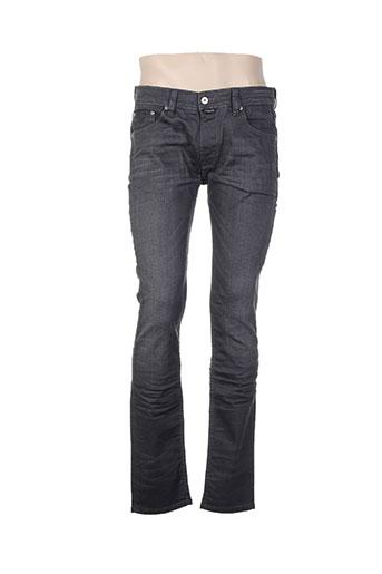 vargas jeans homme de couleur gris