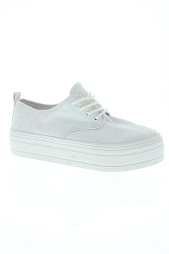 eleven paris chaussures femme de couleur beige