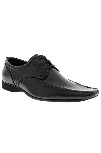 galax chaussures garçon de couleur noir