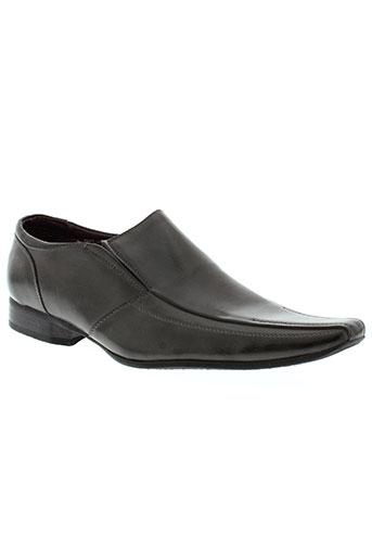 freeside chaussures homme de couleur gris