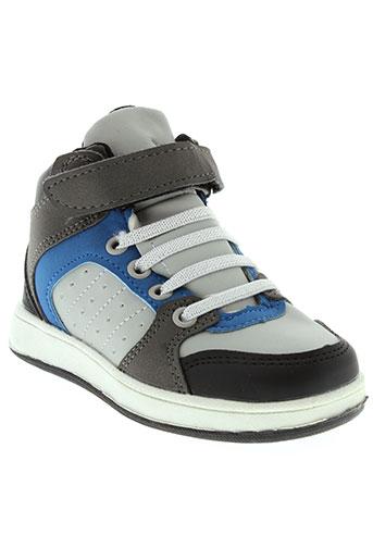 infiniti shoes chaussures garçon de couleur gris