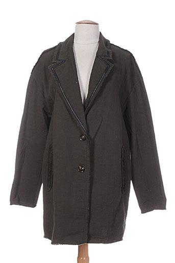 Veste chic / Blazer vert COP COPINE pour femme