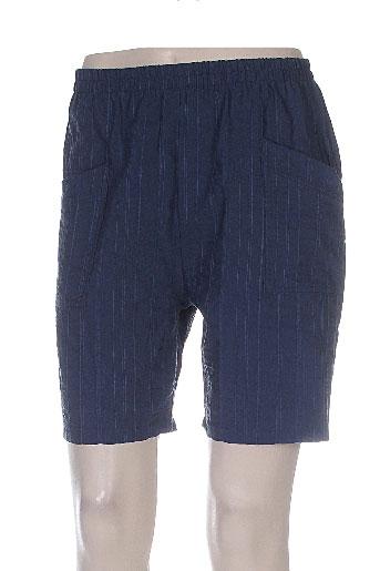 lagon bleu shorts / bermudas femme de couleur bleu