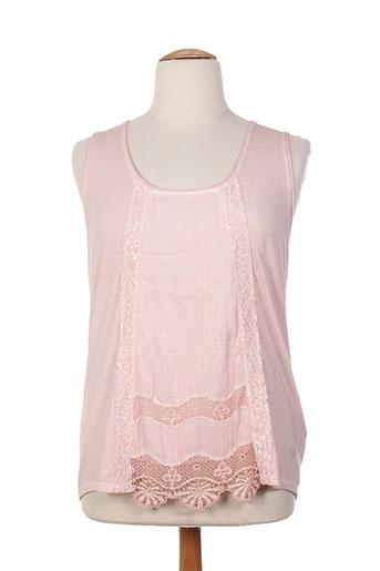 viccio barcelona chemises femme de couleur rose