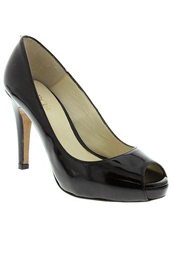 orcel chaussures femme de couleur noir