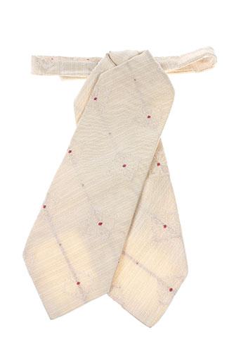 canotier accessoires homme de couleur beige