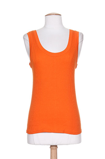 chandail express t et shirts et tops femme de couleur orange