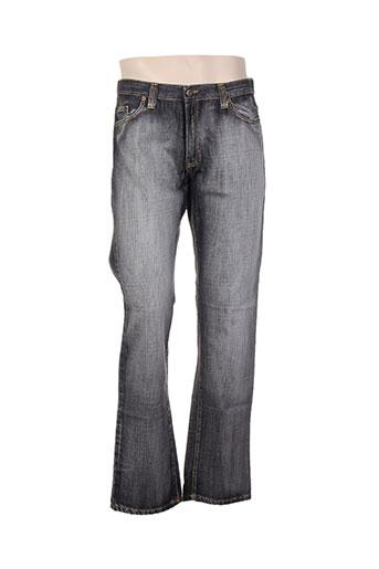 mac laury jeans homme de couleur gris