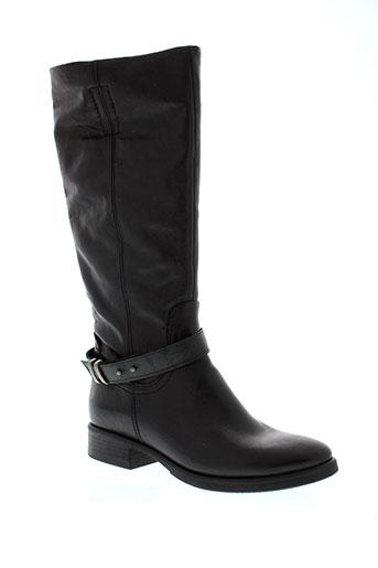 firenze bottes femme de couleur noir
