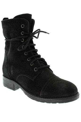 dei colli chaussures homme de couleur noir
