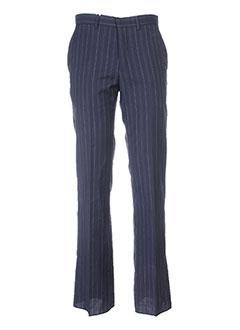 Pantalon chic bleu FERRE pour femme