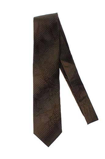 kenzo accessoires homme de couleur marron