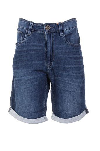 blend shorts / bermudas garçon de couleur bleu