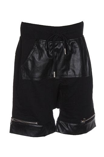 sixth june shorts / bermudas homme de couleur noir