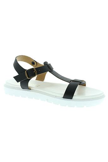 bellini chaussures femme de couleur noir