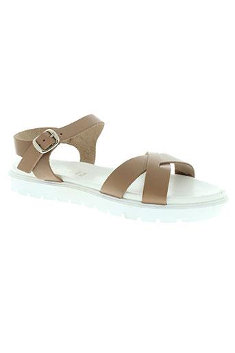 bellini chaussures femme de couleur marron
