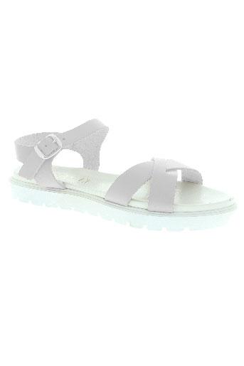 bellini chaussures femme de couleur blanc