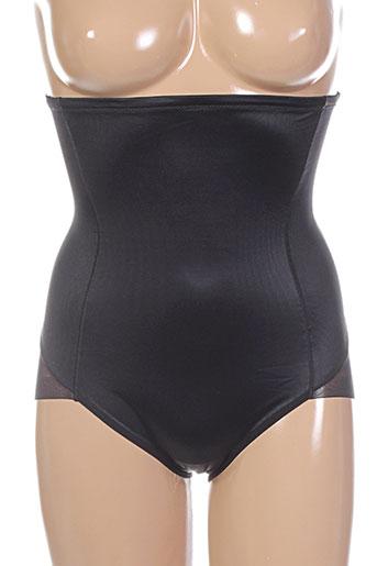 janira lingerie femme de couleur noir