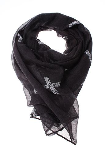 Foulard noir INEL pour femme
