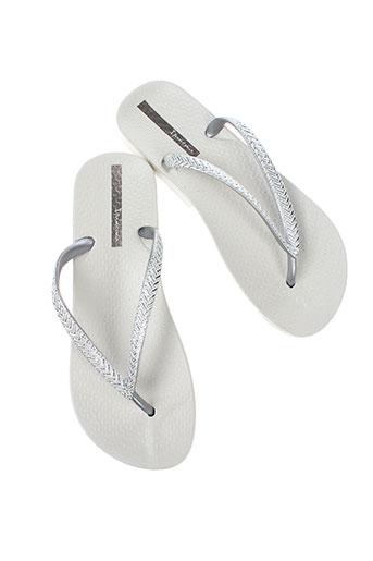 ipanema chaussures femme de couleur gris
