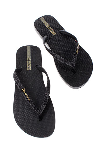ipanema chaussures femme de couleur noir