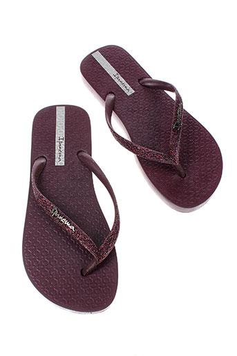 ipanema chaussures femme de couleur violet