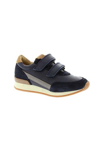 10 is chaussures garçon de couleur bleu