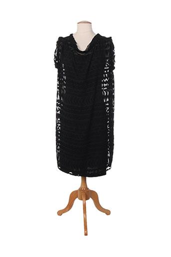 nü robes femme de couleur noir
