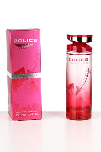 Parfum rose POLICE pour femme