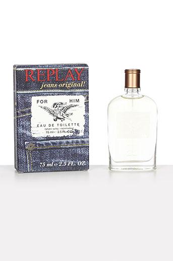 Parfum bleu REPLAY pour homme