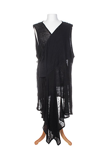 qué vestes femme de couleur noir