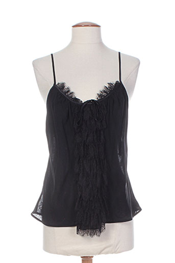 marjolaine lingerie femme de couleur noir