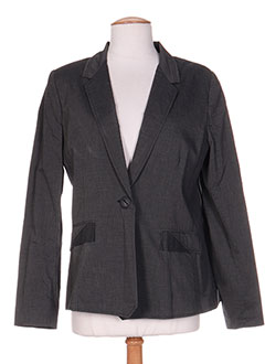 Veste casual gris ATIKA pour femme