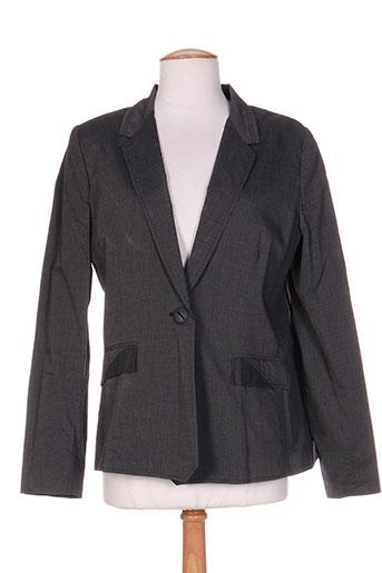 atika vestes femme de couleur gris