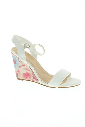 tom EFFI_CHAR_1 eva chaussures femme de couleur blanc