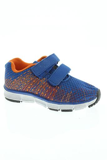 ami star chaussures garçon de couleur bleu