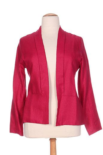 maloka vestes femme de couleur rose